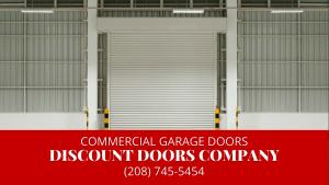 Idaho Falls commercial garage doors