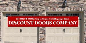 Idaho Falls residential garage doors