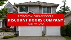 residential garage doors in Rexburg