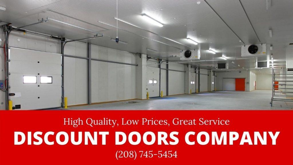 Rexburg commercial overhead doors