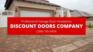 garage door installation Rexburg